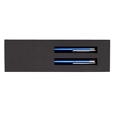 CAMPINAS gift set with ballpoint pen and mechanical pencil