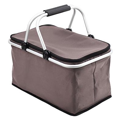 HURON insulated picnic basket