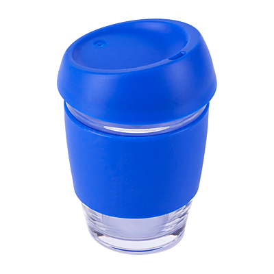STYLISH glass cup 350 ml