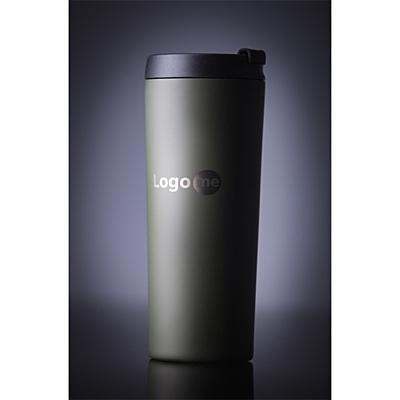 INARI thermo mug 450 ml,  dark green