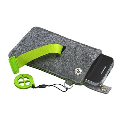 ECO MOBILE felt mobile phone case