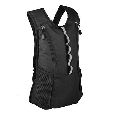 KANSAS sports backpack,  black