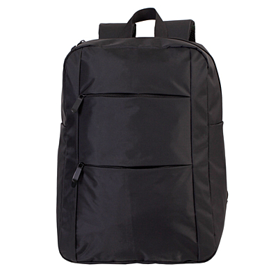 SALINAS backpack to the city,  black