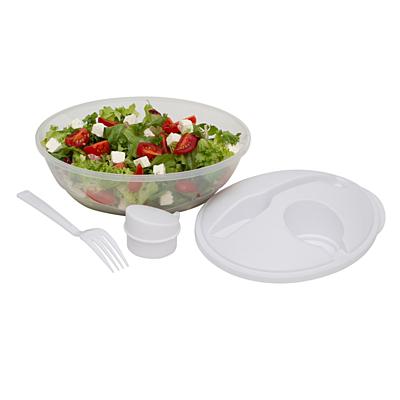 VEGGY salad bowl with fork