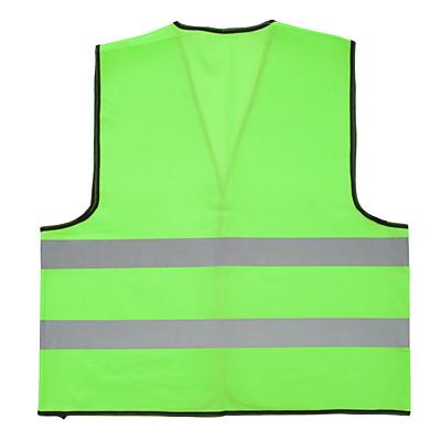 VEST L2 safety vest size L,  light green
