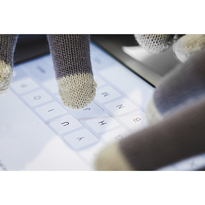 TOUCH CONTROL gloves for touch screen