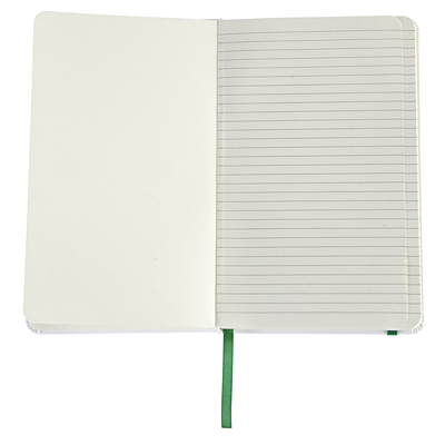 CARMONA notebook with lined pages 130x210 / 160 pages