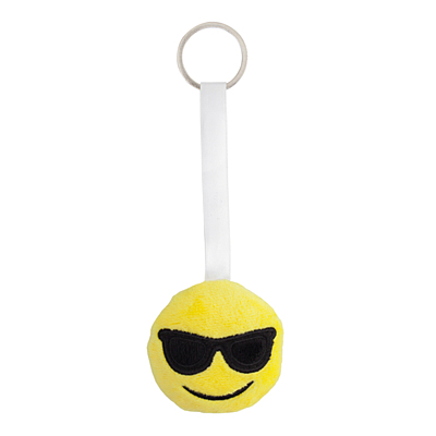 HAPPY TWO plush toy,  yellow