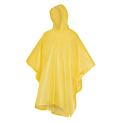 RAINFREE adult raincoat in the cover