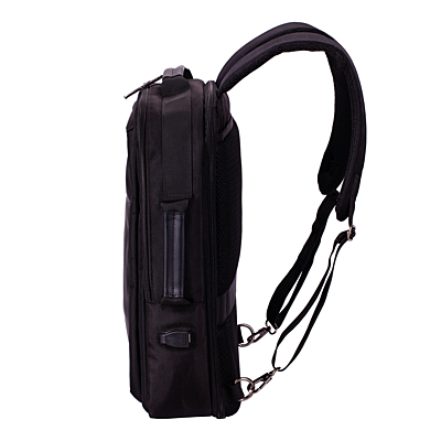 CITY CYBER backpack for laptop, black