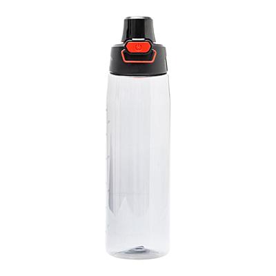 AFRESH 750 ml water bottle, red