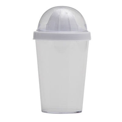 JUICE citrus juicer with container,  white