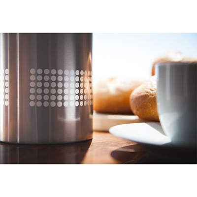 BRIEFING table thermo pot 1,2 l,  silver