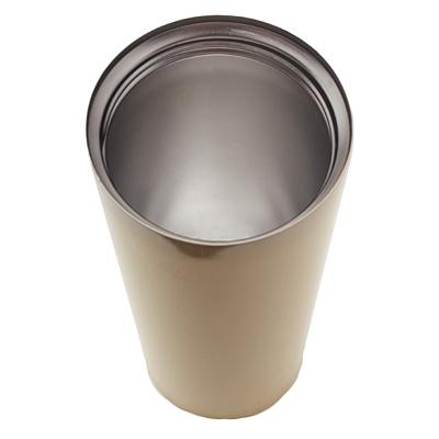 SALLA thermo mug 450 ml,  beige