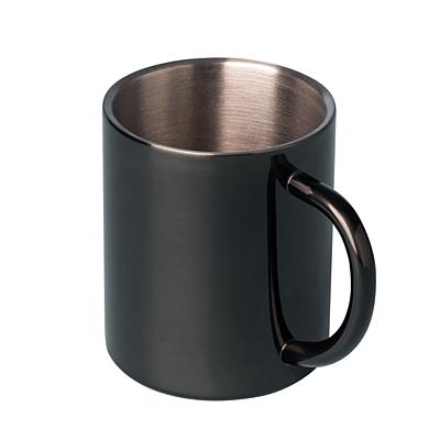 STALWART 240 ml stainless steel mug