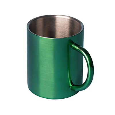 STALWART 240 ml stainless steel mug