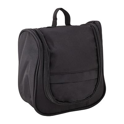 TRAVELER cosmetic bag,  black