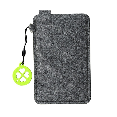 ECO MOBILE felt mobile phone case