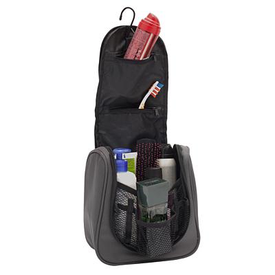 TRAVELFIT cosmetic bag,  graphite