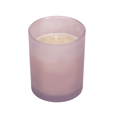 MUSK scented candle, grey