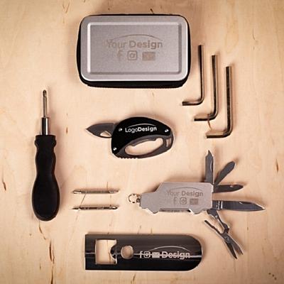ALLROUNDER tool, black