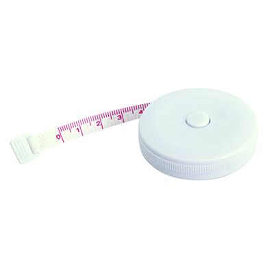 TAILORFIT tape measure 1.5 m,  white