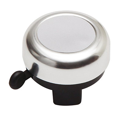 BIKE BELL bicycle bell,  silver
