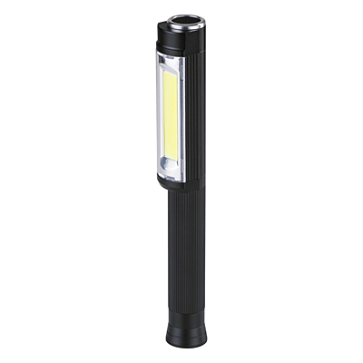 NIGHTOUT LED Flashlight,  black