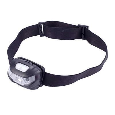 SENSOR head lamp, black