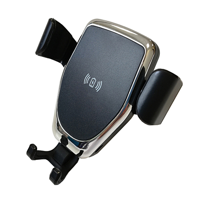 INCHARGE wireless car charger, black