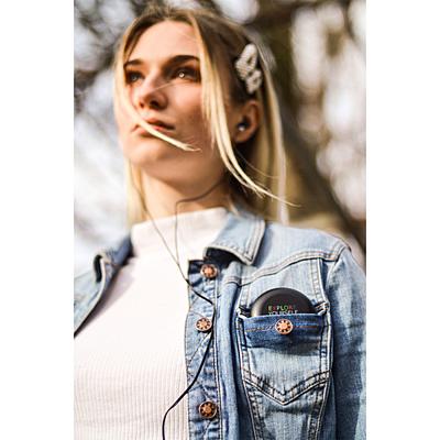 ENLIVE headphones, grey