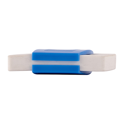 SLIDE rubber,  blue