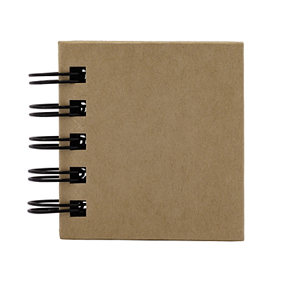 AVEIRO set of sticky notes,  beige