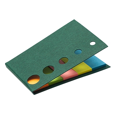 MEMO set of sticky notes