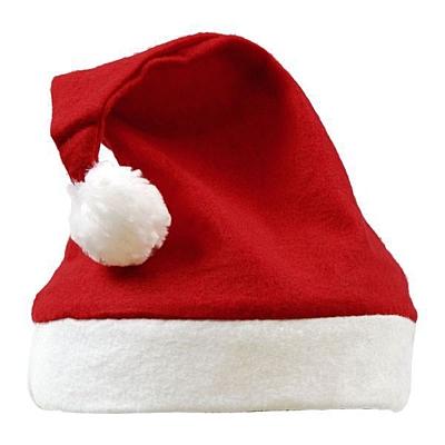 SANTA BIG xmas cap, red/white